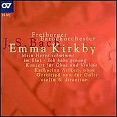 Bach: Cantatas and Concertos / Kirkby, Kaiser, Arfken, et al