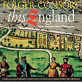 This England - Playford, Morley, et al / Folger Consort
