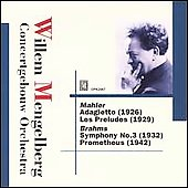 Beethoven, Liszt, Brahms, Mahler / Willem Mengelberg, et al
