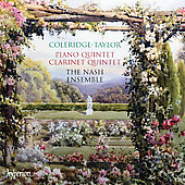 Coleridge-Taylor: Piano Quintet, etc / Nash Ensemble