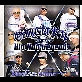 Various Artists: Gangsta Rap Meets Hip-Hop Legends