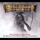 Hans Zimmer (Composer): Pirates of the Caribbean: At World's End [Original Soundtrack] [Digipak]