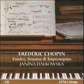 Chopin: Etudes, Sonatas & Impromptus