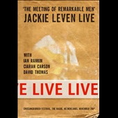Jackie Leven: The Meeting of Remarkable Men