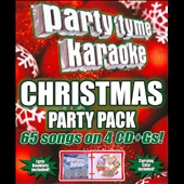 Karaoke: Party Tyme Karaoke: Christmas Party Pack