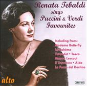Renata Tebaldi Sings Puccini & Verdi Favourites