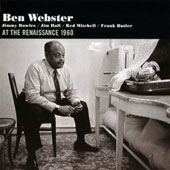 Ben Webster: At the Renaissance