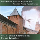 Russian Piano Music Vol. 6: Rachmaninov