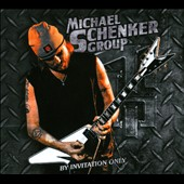 Michael Schenker Group: By Invitation Only [Digipak]