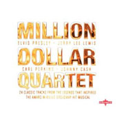 Elvis Presley/Jerry Lee Lewis/Johnny Cash/The Million Dollar Quartet/Carl Perkins (Rockabilly): The Million Dollar Quartet