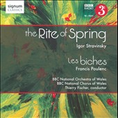 Igor Stravinsky: The Rite of Spring; Francis Poulenc: Les Biches