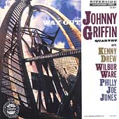 Johnny Griffin: Way Out!