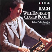 Bach: Well Tempered Clavier Book 2