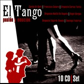 Various Artists: El  Tango: Pasion y Emocion [Box]