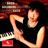 J.S. Bach: Goldberg Variations / Sachiko Kato, piano