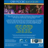 Gary Moore: Blues for Jimi: Live in London [Blu-Ray]