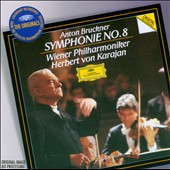 Bruckner: Symphony No. 8 / Karajan, Vienna PO