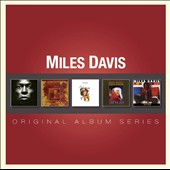 Miles Davis: Original Album Series [Slipcase]