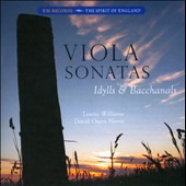 Viola Sonatas, Idylls & Bacchanals - works by McEwen, Norris, Maconchy, Jacob, Rawsthorne et al. / Louise Williams: viola; David Owen Norris: piano