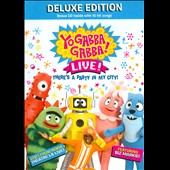 Yo Gabba Gabba!: Yo Gabba Gabba! Live: There's a Party in My City! *