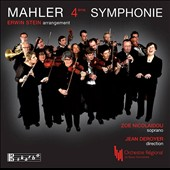 Gustav Mahler: Symphony no 4, version for chamber orchestra by Erwin Stein / Zoe Nicolaidou, soprano