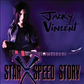 Jacky Vincent: Star X Speed Story