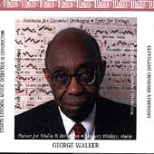 Walker: Orchestral Works / London, Walker, Cleveland CS