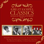 Various Artists: Great Gospel Classics: Songs of Praise & Worship, Vol. 2