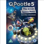 Q Pootle 5: Q Pootle 5: The Great Space Race And Other Adventures!