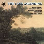 The Lark Ascending / Tovey, Hoebig, Winnipeg SO