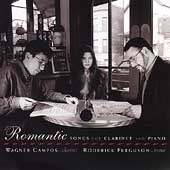 Romantic Songs for Clarinet and Piano / Campos, Ferguson