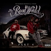 DJ Fresh (Rap)/J. Stalin: The Real World, Vol. 4 [PA] [Digipak]