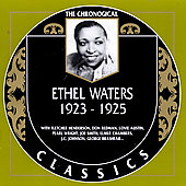 Ethel Waters: 1923-1925