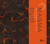 Magma Duo: Works for Violin and Piano by Poulenc (1899-1963), Namavar (b. 1980), Vermeulen (1888-1967), Copland, Igudesman (b. 1973) / Magma Duo: Emmy Storms, violin; Cynthia Liem, piano)