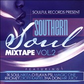 Various Artists: Southern Soul Mixtape, Vol. 2
