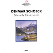 Schoeck: Serenades, Ritornello and Fuge, etc / Steuerman