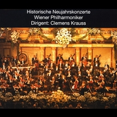 Historische Neujahrskonzerte / Clemens Krauss, Vienna PO