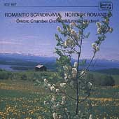 Romantic Scandinavia / Hedwall, Orebro Chamber Orchestra