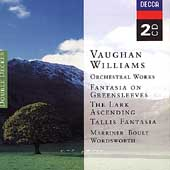 Vaughan Williams: Orchestral Works / Marriner, Boult, et al