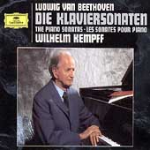 Beethoven: The Piano Sonatas / Wilhelm Kempff