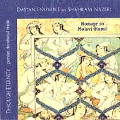 Dastan Ensemble: On Through Eternity: Homage to Molavi