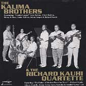 The Kalima Brothers & The Richard Kauhi Quartette: The Kalima Brothers & The Richard Kauhi Quartette