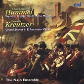 Hummel: Military Septet;  Kreutzer: Grand Septet