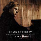 Schubert: Piano Sonatas D 845 & D 850 / Richard Goode