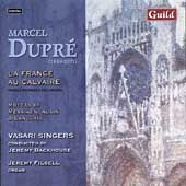 Dupré: La France au Calvaire;  Messiaen, et al / Backhouse