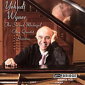 Wyner: The Second Madrigal, Oboe Quartet, Horn Trio / Wyner