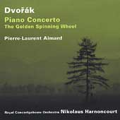 Dvorák: Piano Concerto, Golden Spinning Wheel/ Aimard, et al