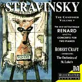 Stravinsky the Composer Vol 5 / Robert Craft