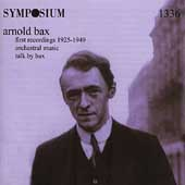 Bax: Orchestral Recordings 1925-1949
