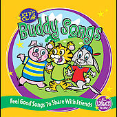 Kids Club Singers: Buddy Songs
